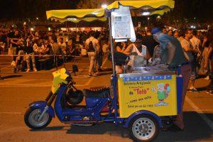 Festival delle Sagre Piemont Essen Asti Gelato Eis
