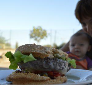 BBQ grillata grillen Burger Hamburger Cheeseburger