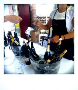 Sagra Cocco Wine Cocconato Weinfest Piemont