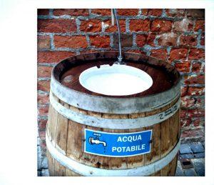 Fass Cocco Wine Cocconato Weinfest Piemont
