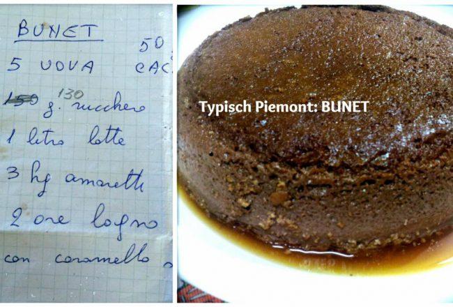 Typisch Piemontesischer Bunet nach Nonnas Rezept